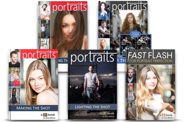 DEAL: Save 71% on our Complete Portraits Pack of eBooks