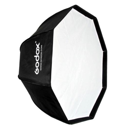 Godox 120CM Octabox speedlight modifier