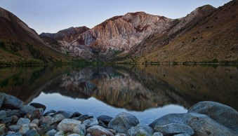Convict Lake California by Anne McKinnell