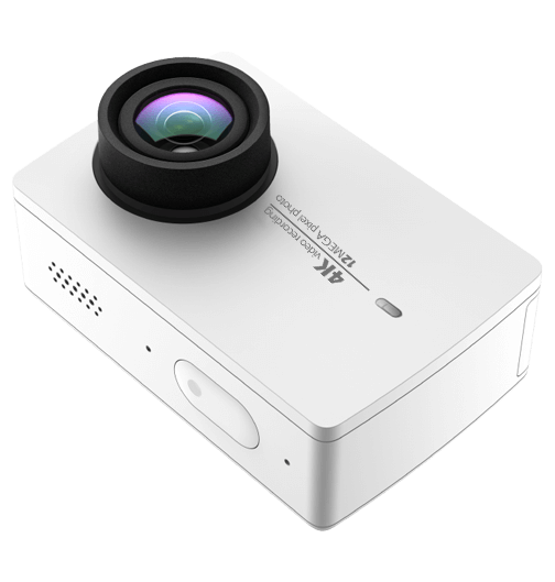 review inexpensive time lapse with the yi 4k action camera