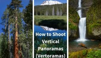 How to Shoot Vertical Panoramas (Vertoramas)