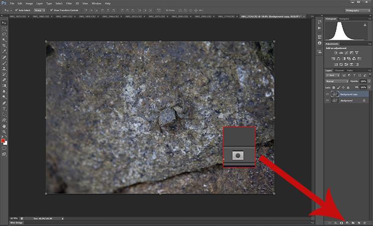 Non-Destructive Editing in Photoshop
