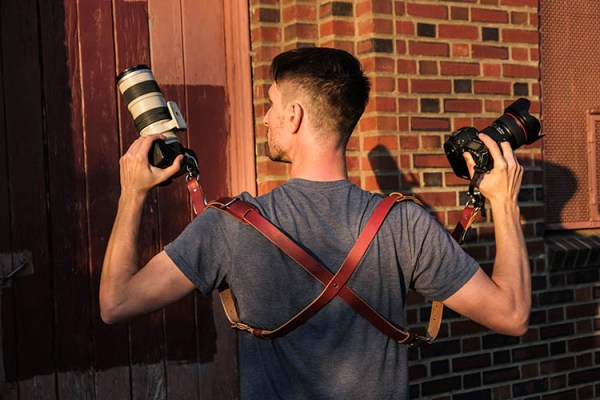 Overview and Field Test of HoldFast Gear's Money Maker Leather Camera Strap