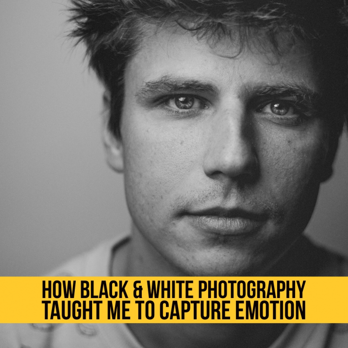 How Black and White Photography Taught Me to Capture Emotion
