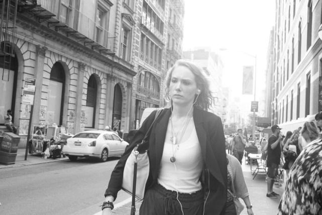 Prince Street, New York Street Photography