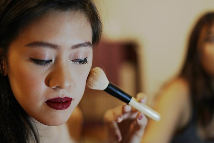 Make Up fashion photos