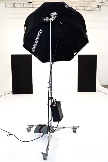 Know which gear is available when renting a photo studio