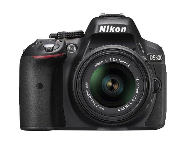 Nikon D5300 DSLR Popular