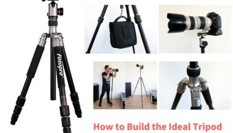 How to Build the Ideal Tripod