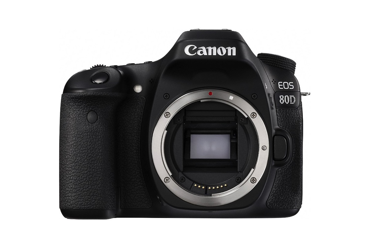 Canon 80D DSLR Popular