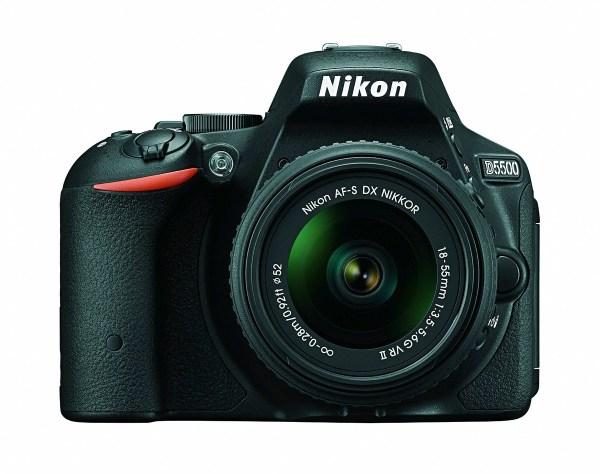 Nikon D5500 popular dslr