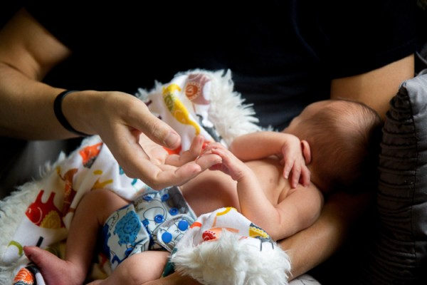 How to do Lifestyle Newborn Photography