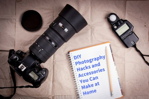 DIY Photography Hacks and Accessories You Can Make at Home
