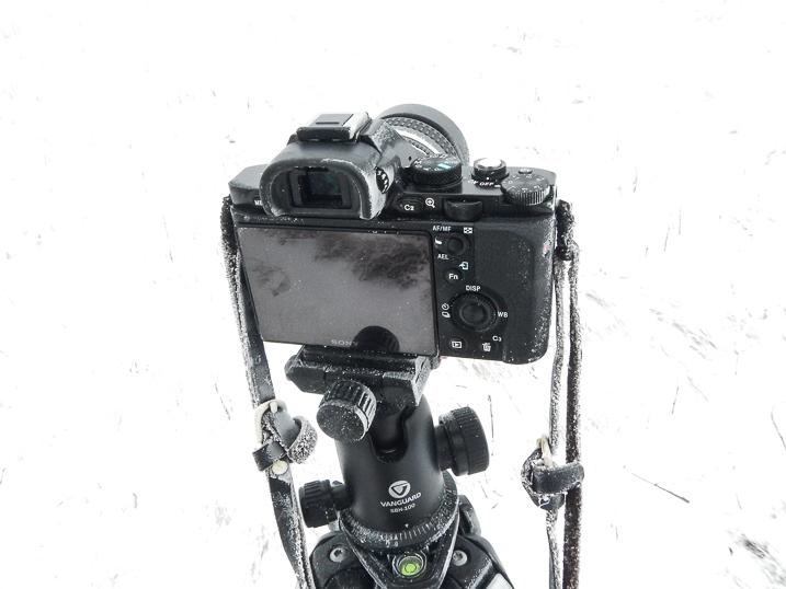 Winter Frozen Camera 2