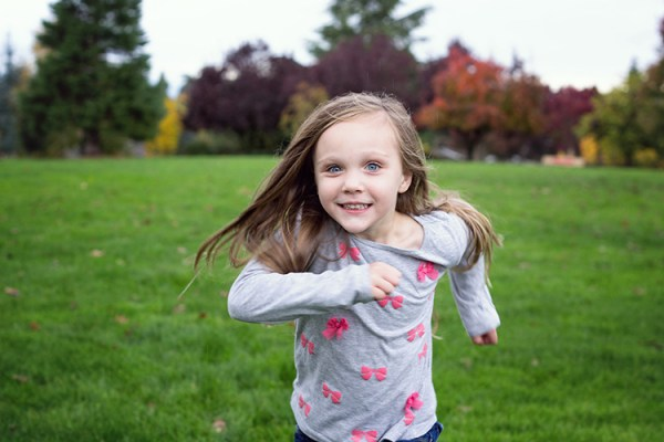How to Avoid Blurry Photos of Kids