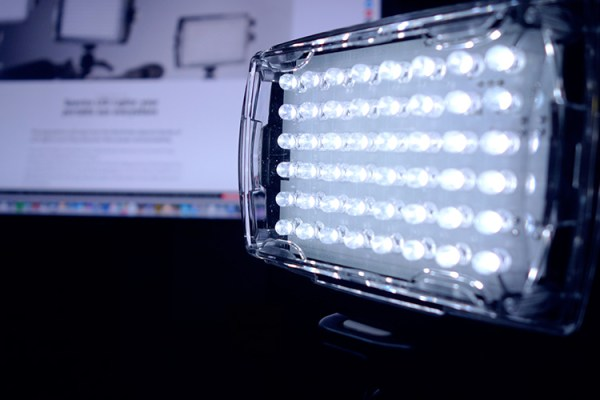 Initial impressions of the Manfrotto Spectra LED Light 500S