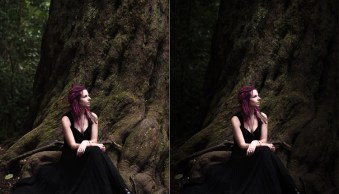 How to Create a Dark and Moody Rembrandt-Style Portrait In Lightroom