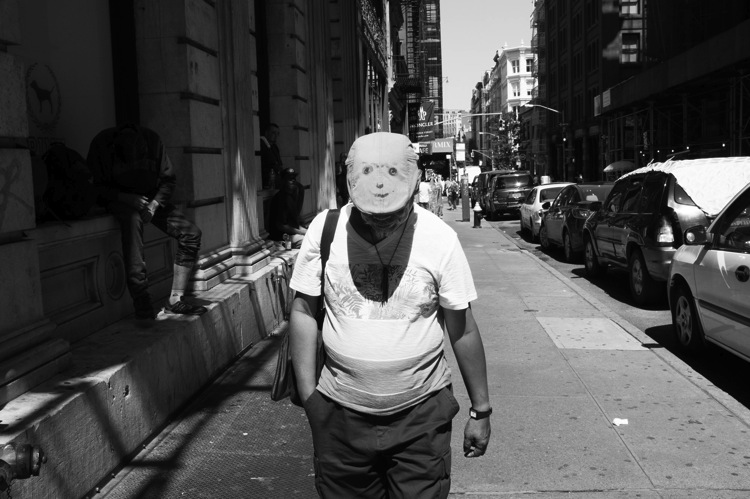 SoHo, New York Street Photography