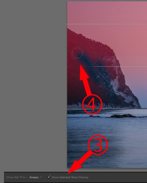 Lightroom Secret4 horizon5