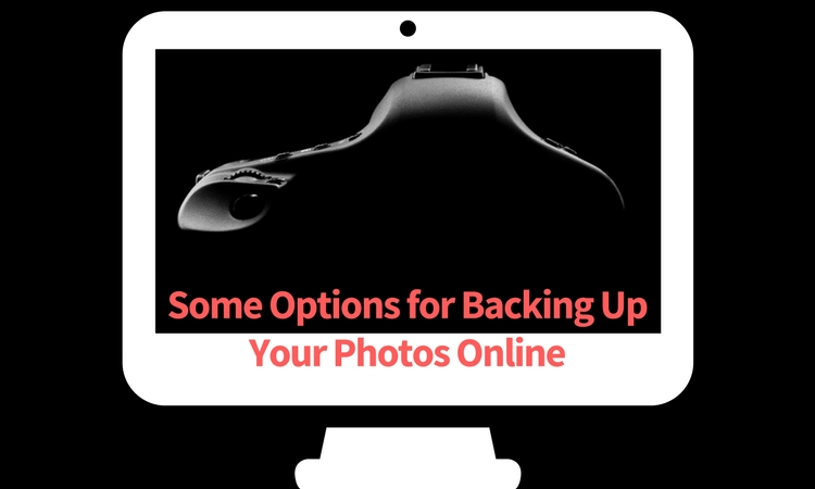Best backup options for photographers