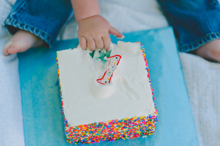 How to do a Cake Smash Photo Session
