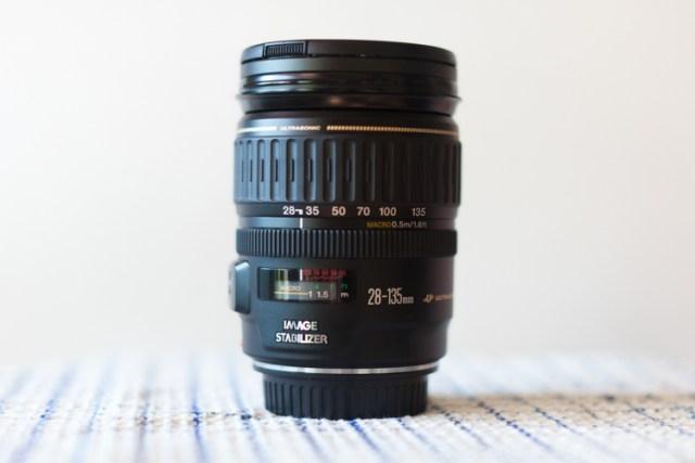Close-up details of newborns macro lens