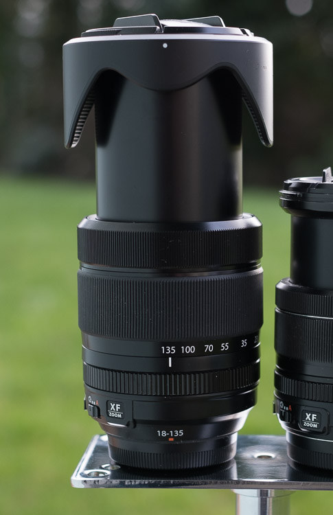Fuji XF 18-135mm