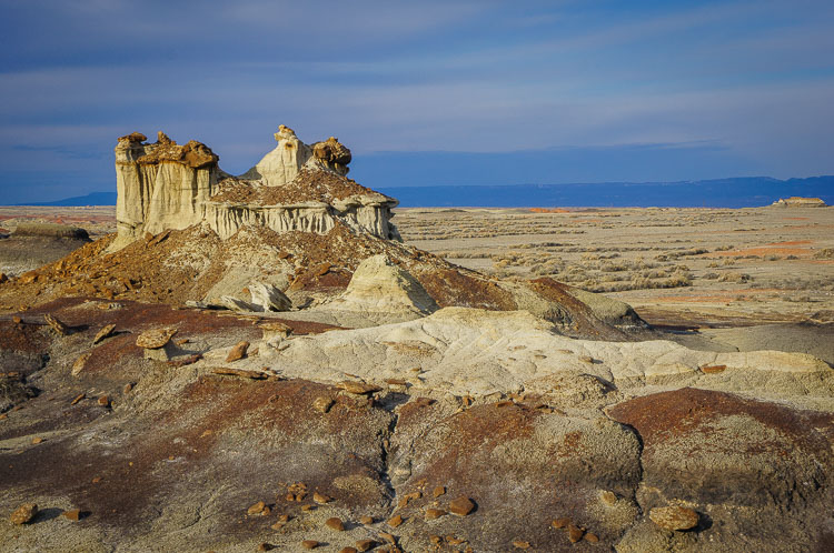 Bisti Badlands, New Mexico by Anne McKinnell - 5 Common Post-Processing Mistakes to Avoid