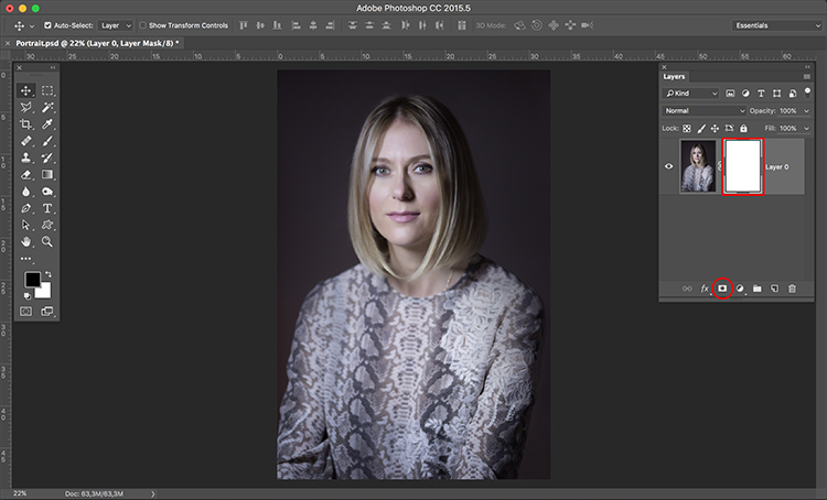 06 How to create your own Layer Masks
