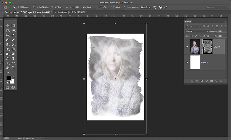 14 How to create your own Layer Masks