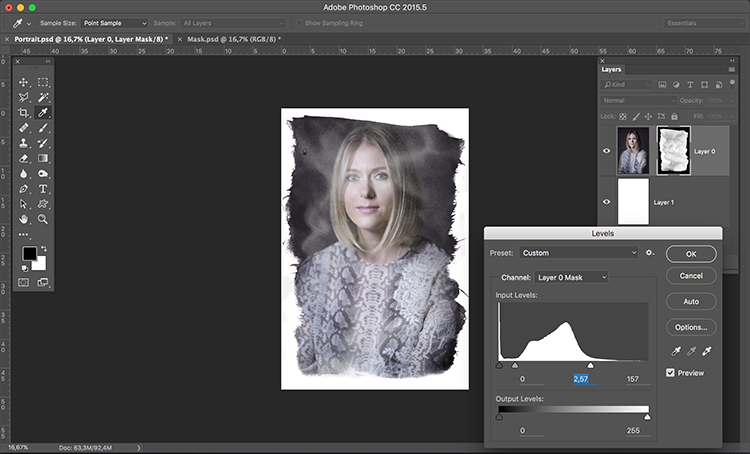 15 How to create your own Layer Masks