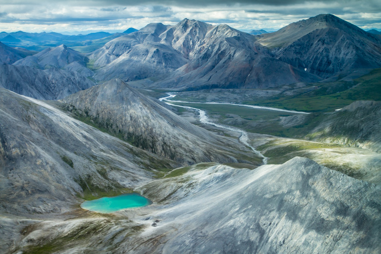 Using Juxtaposition for More Compelling Landscapes