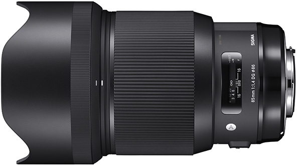 Review of the Sigma 85mm f/1.4 Art Lens