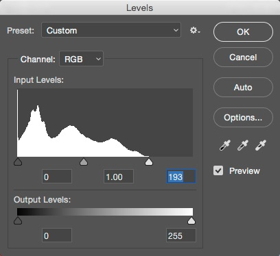 How to Use the Levels Tool in Photoshop