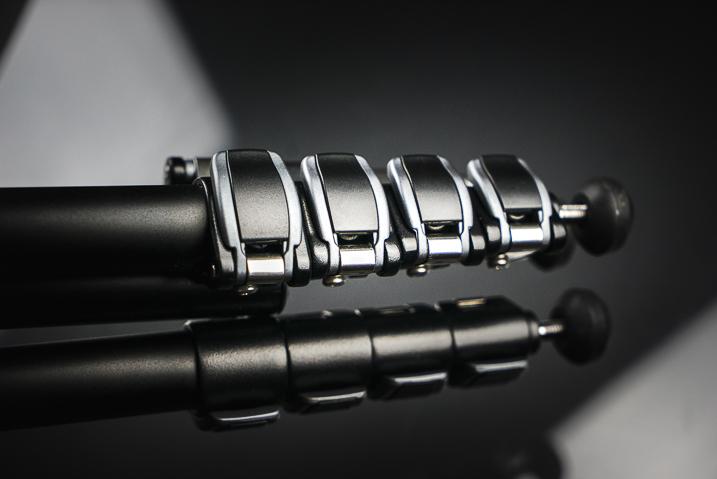 Vanguard VEO 235AB clamps