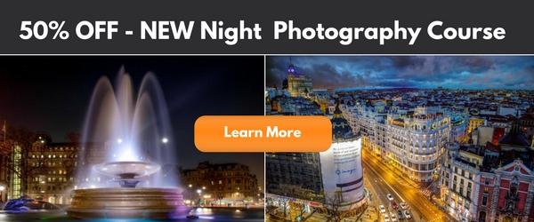 How to Take Amazing Night Photos
