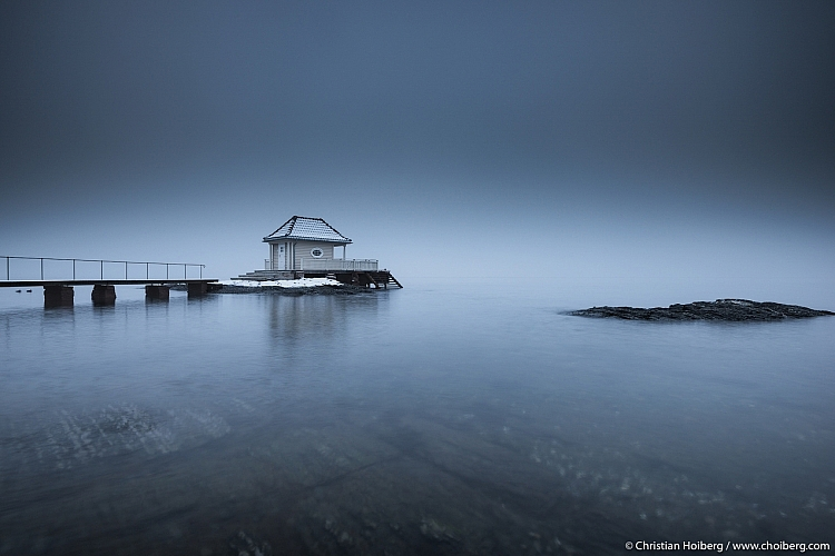 equipment for long exposure photography