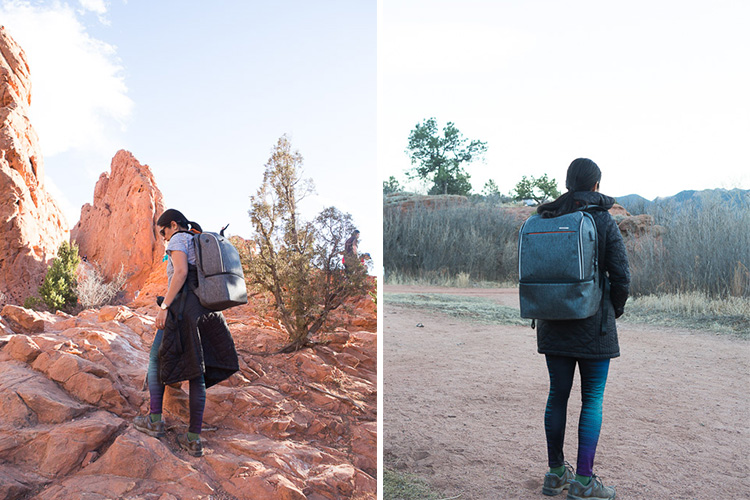 Camera Bag Review - The Udee Backpack
