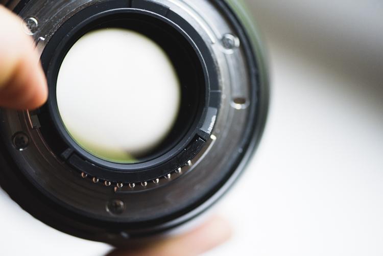 Check lens optics used camera gear