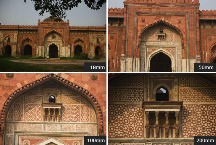 Primes versus zooms - lens Range