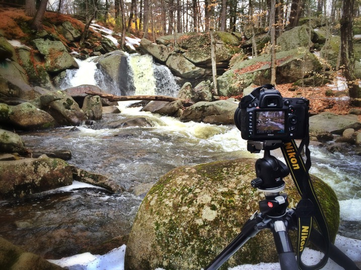 Tripod waterfall - The dPS Absolute Beginner's Guide to Photography