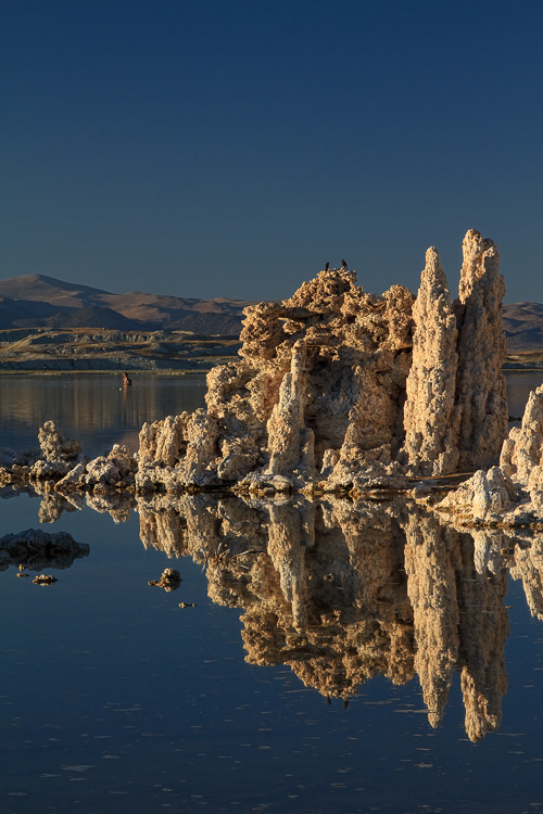 Mono Lake Tufa State Natural Reserve, California - How to Make the Most of Harsh Midday Sun