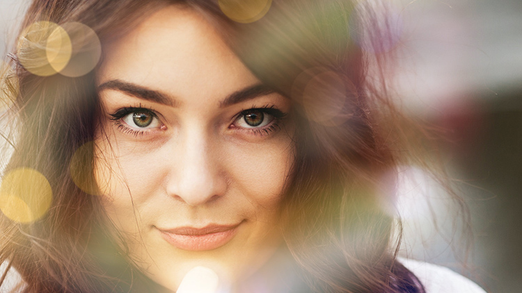How to Make and Apply a Bokeh Overlay Using Photoshop