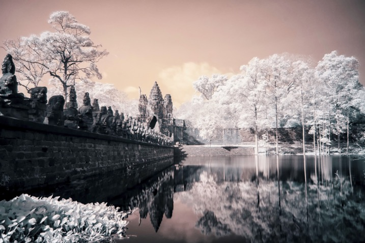 6 Ideas for More Creative Landscape Photography - infrared