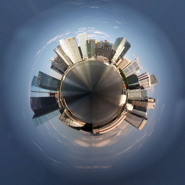 6 Ideas for More Creative Landscape Photography - 360-degree pano