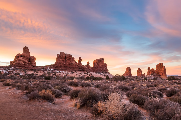 How to Practice Low Impact Nature Photography - Arches National Park
