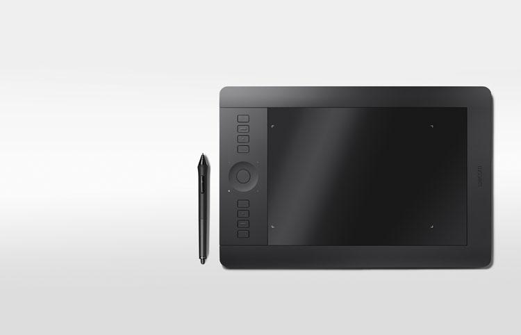 wacom tablet the Intuos Pro
