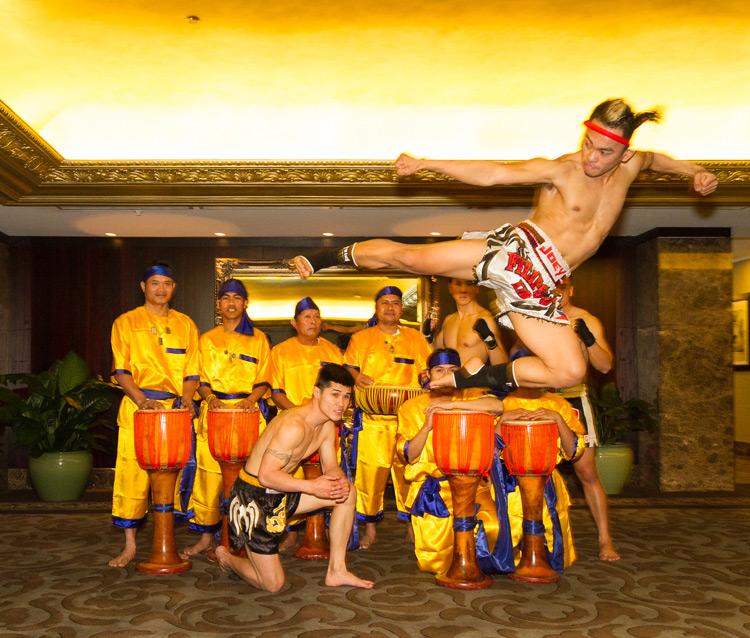 good camera etiquette - dance troupe