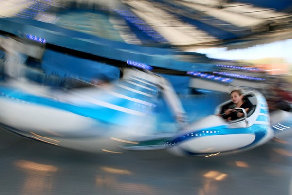 How to Have Fun with Shutter Speed and Added Motion Blur