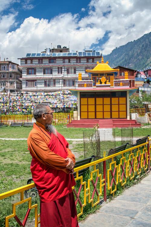 Himalaya Nyingmapa Buddhist Temple Himachal Pradesh India - 5 Tips for Travel Photography